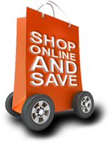 Shop Online & Save